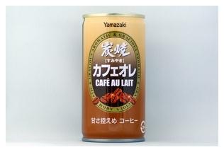 ヤマザキ炭焼カフェオレ