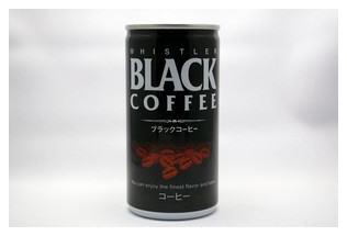 ウイスラーブラックコーヒー