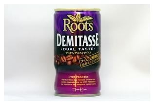 Roots デミタス デュアルテイスト