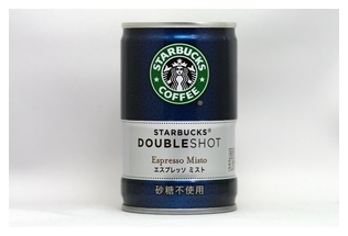 STARBUCKS ダブルショット エスプレッソ ミスト