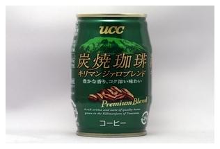 UCC 炭焼珈琲キリマンジァロブレンド