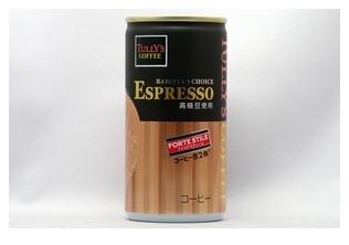 TULLY'S COFFEE BARISTA'S CHOICE エスプレッソ フォルテスティーレ