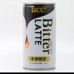 UCC ビター ラテ