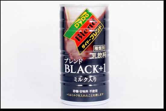 ダイドーブレンド ブレンドBLACK+1