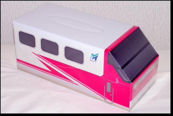 名鉄創業120周年記念名車シリーズ缶メモリアルBOX