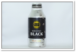 TULLY'S COFFEE バリスタズ ブラック