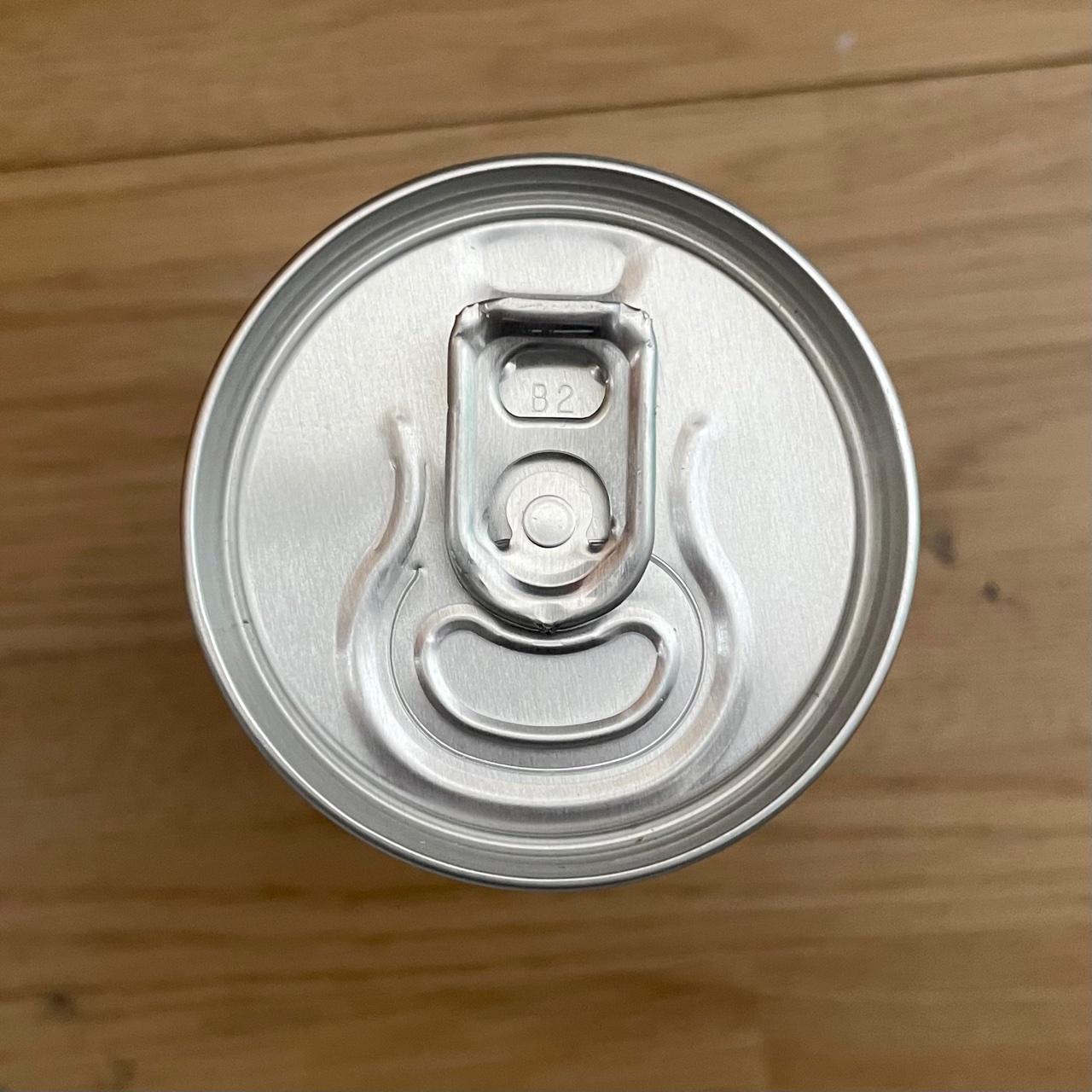 缶コーヒーの開けにくい栓