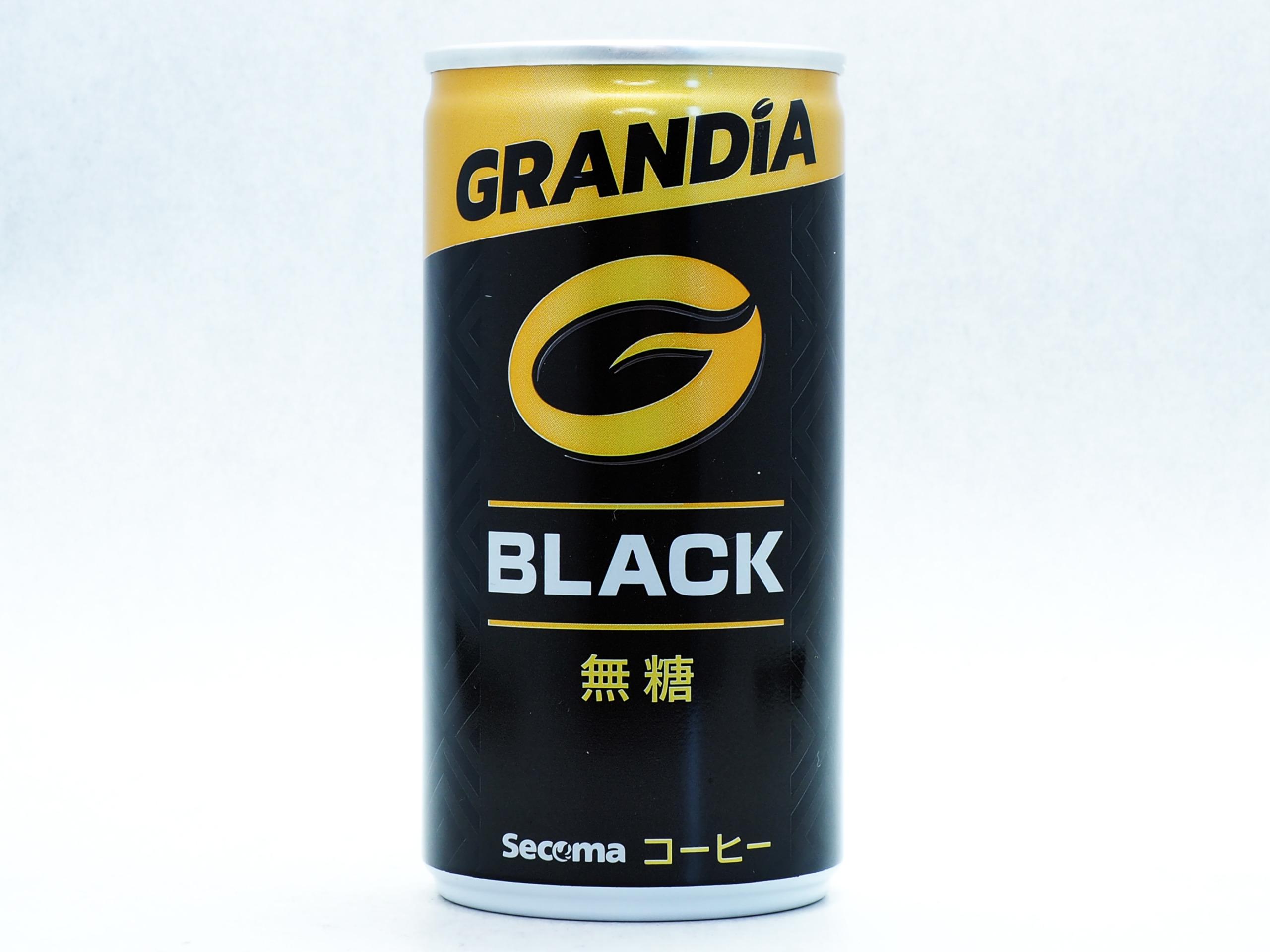 セコマ GRANDIA ブラック
