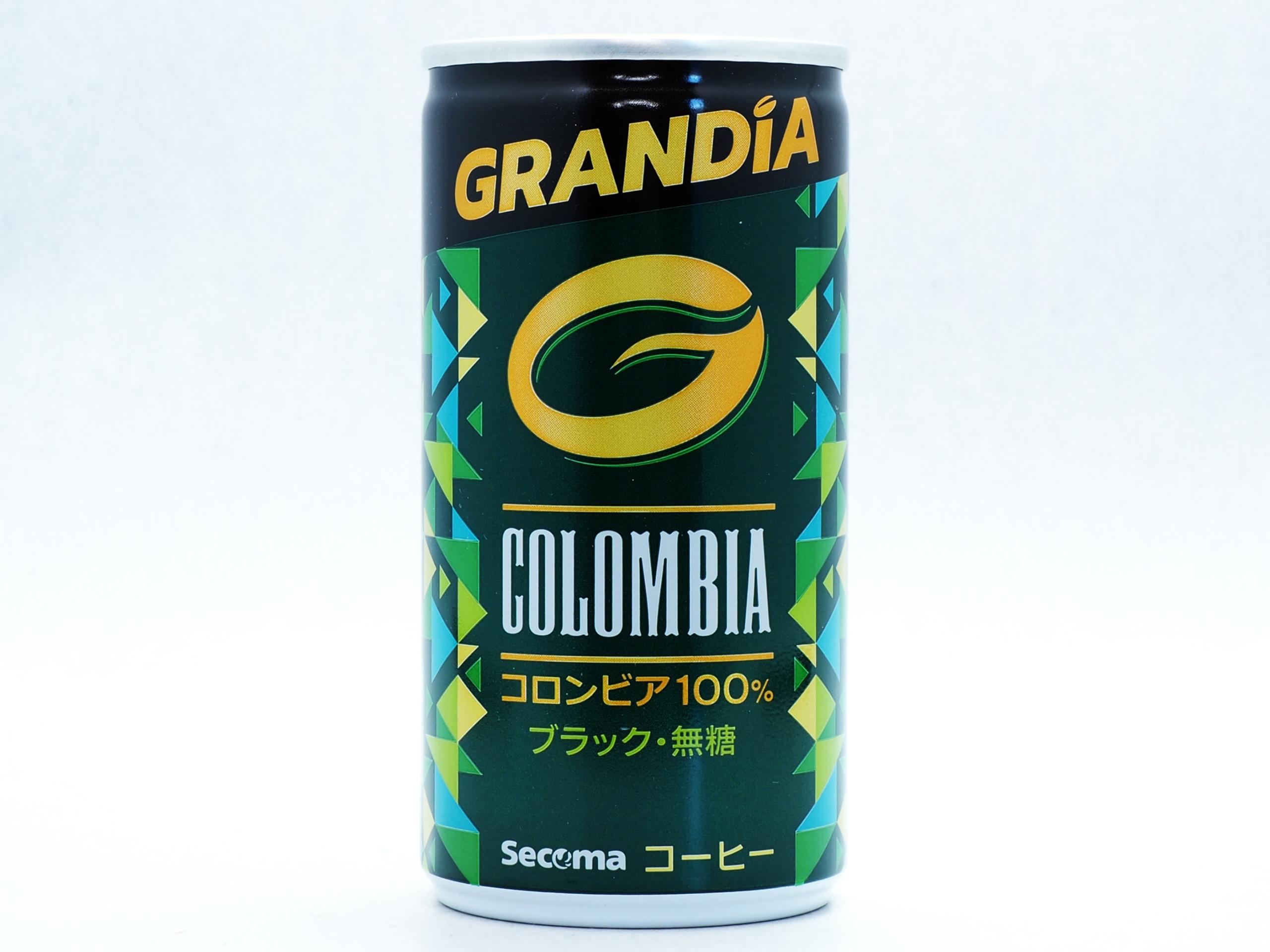 セコマ GRANDIA コロンビア100%