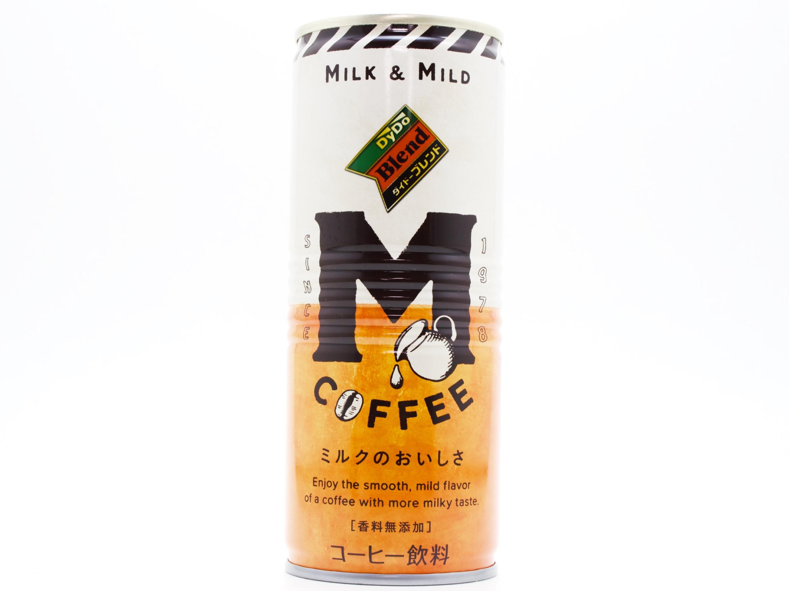 ダイドードリンコ ダイドーブレンド Mコーヒー