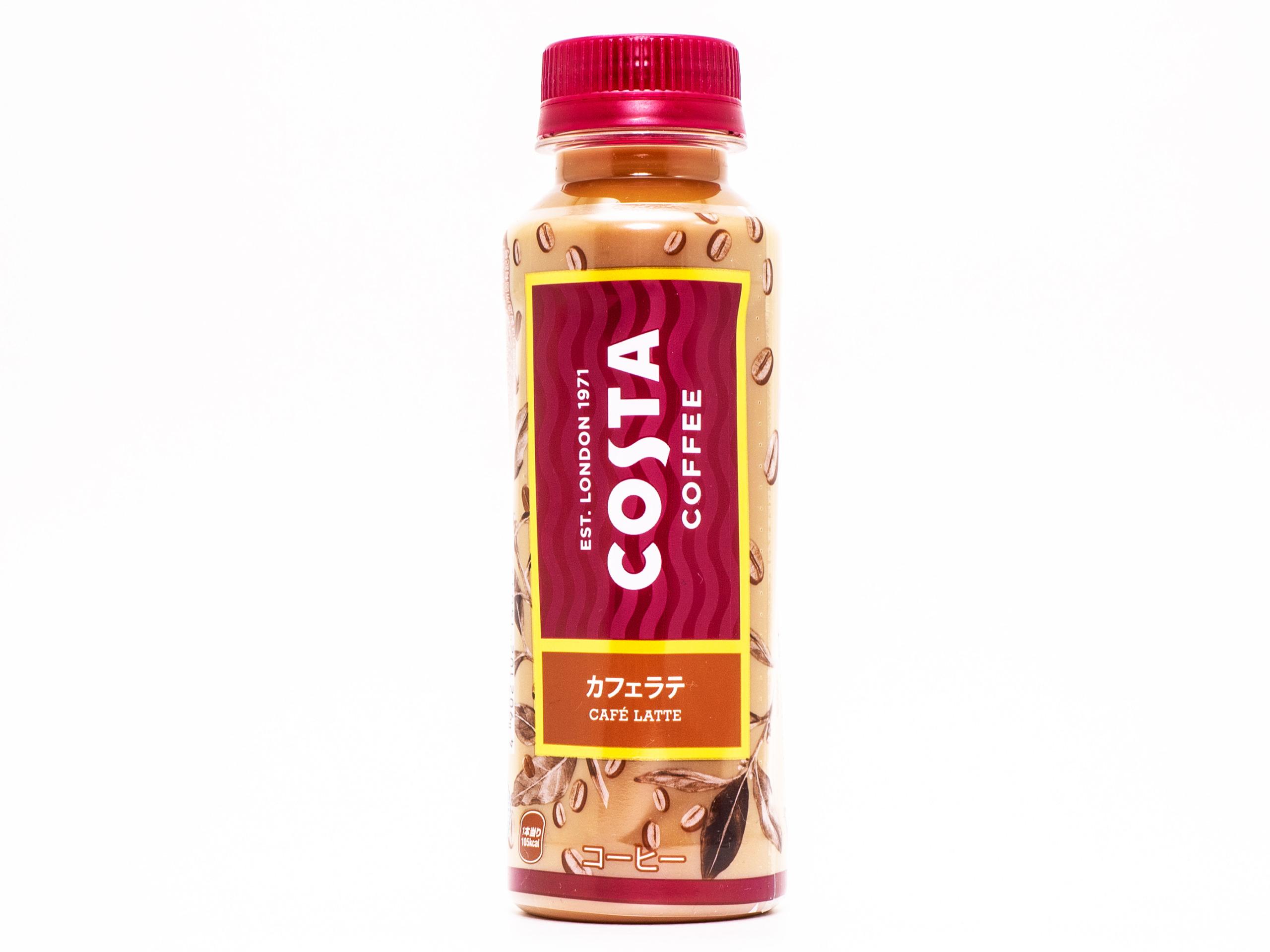 コカ・コーラカスタマーマーケティング コスタ コーヒー カフェラテ