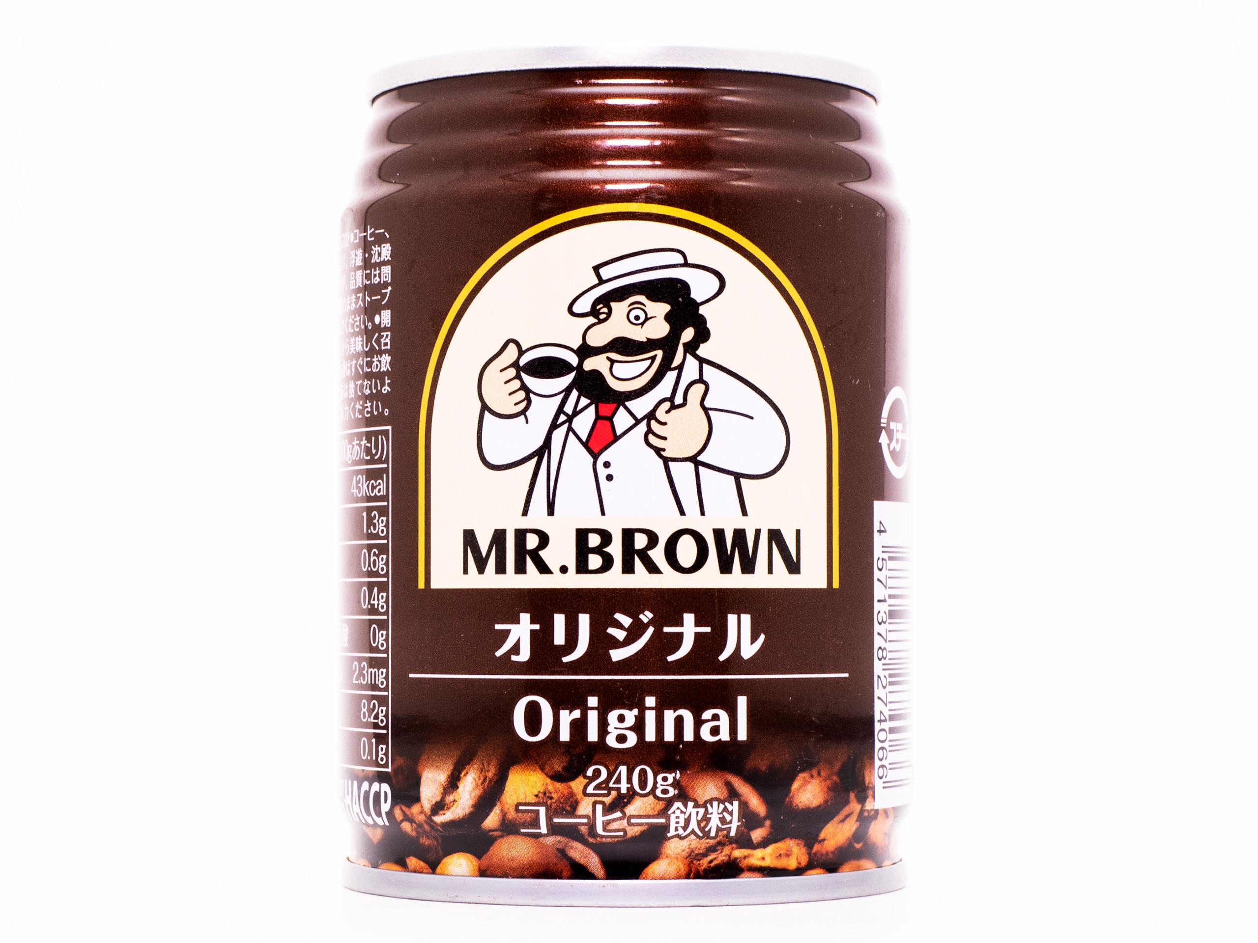 ミリオン MR.BROWN オリジナル