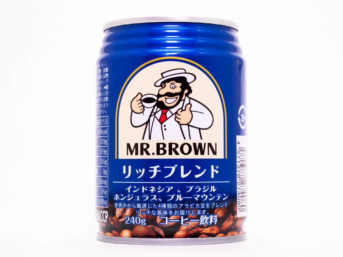 ミリオン MR.BROWN リッチブレンド
