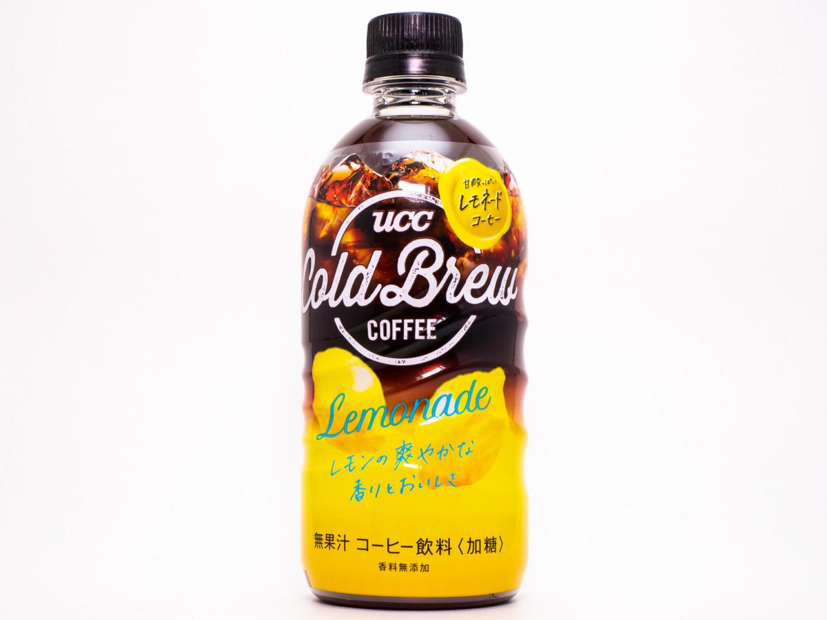 ユーシーシー上島珈琲 ucc Cold Brew レモネード