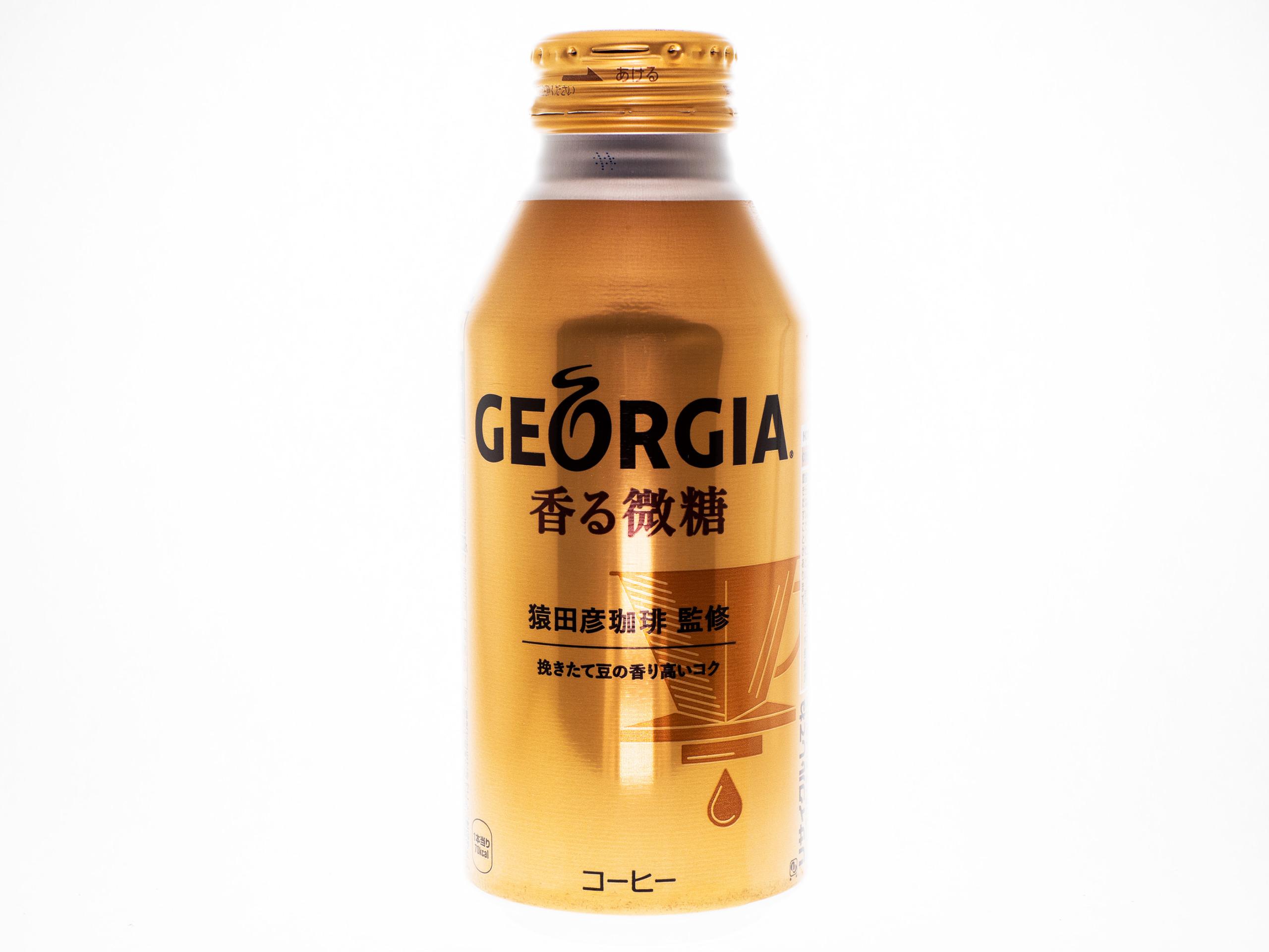 コカ・コーラカスタマーマーケティング GEORGIA 香る微糖 370mlボトル缶