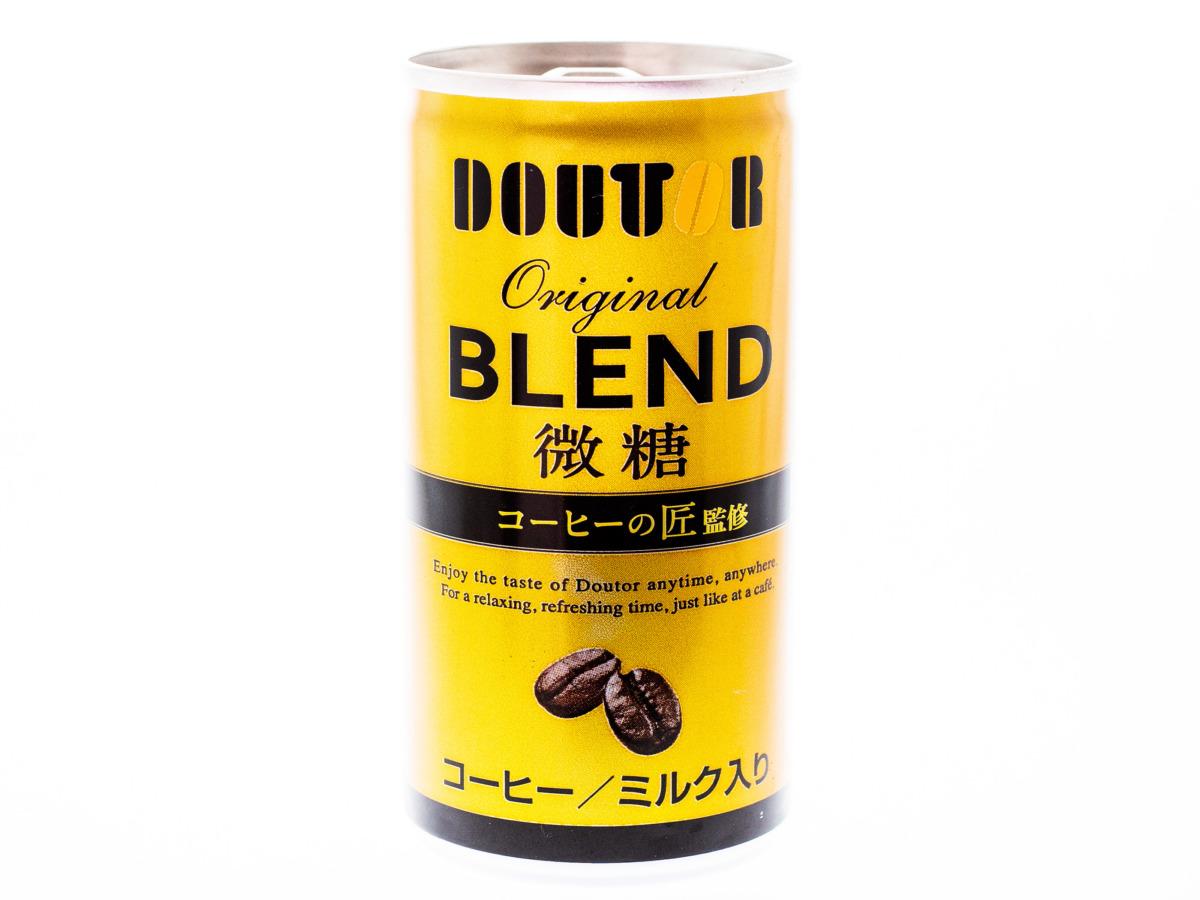 DOUTOR オリジナルブレンド 微糖 コーヒーの匠