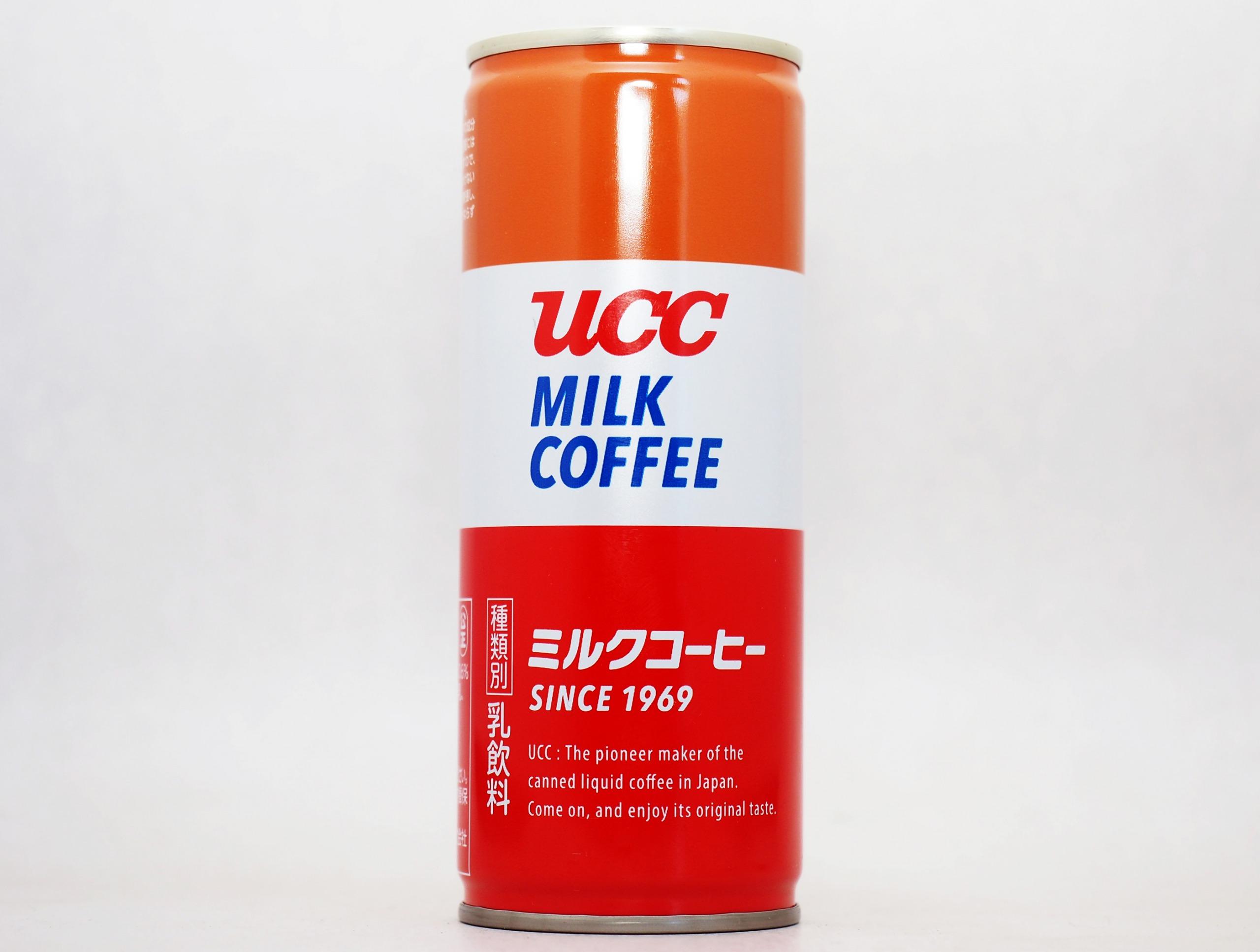 UCC ミルクコーヒー 2020年