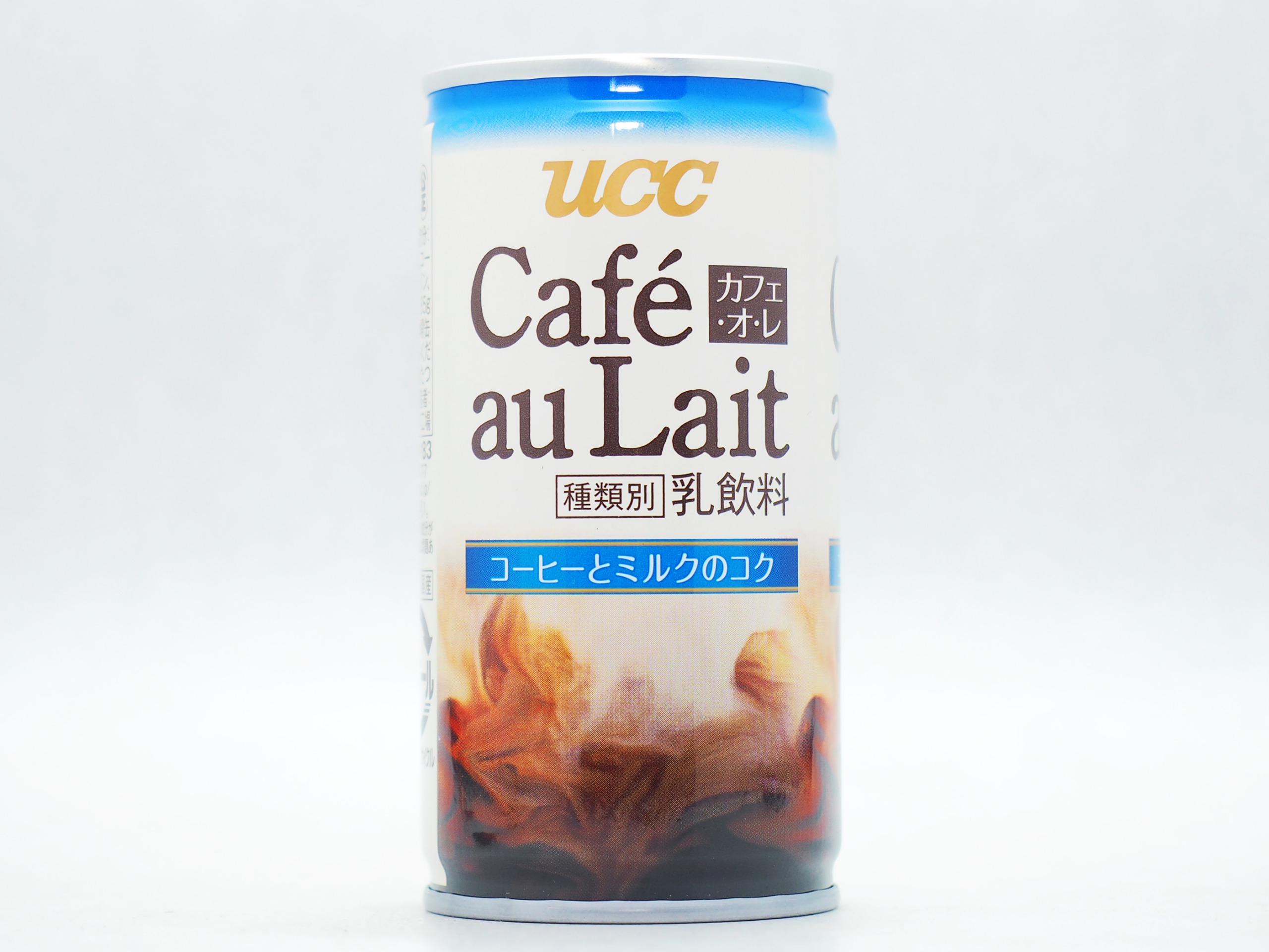 ユーシーシー上島珈琲 UCC カフェ・オ・レ 青バージョン