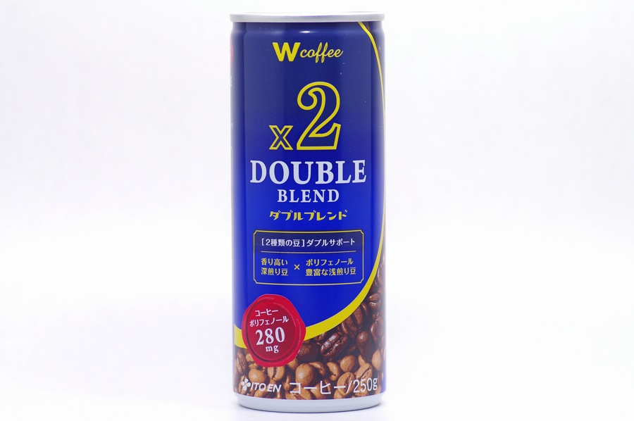 W coffee ダブルブレンド