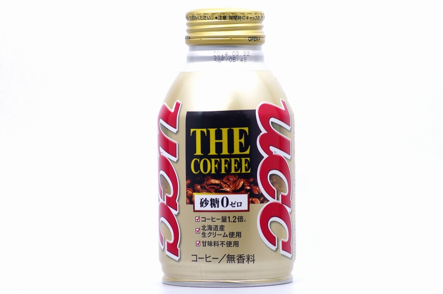 THE COFFEE 砂糖ゼロ