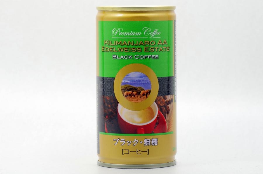 プレミアムコーヒー エーデルワイスブラック