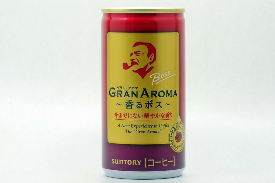 BOSS グランアロマ ー香るボスー