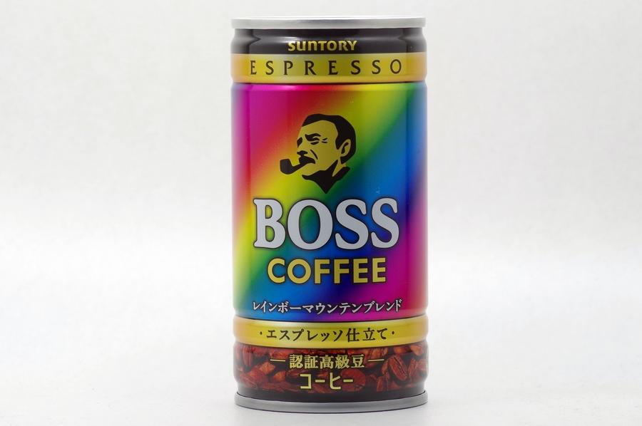 BOSS レインボーマウンテンブレンド