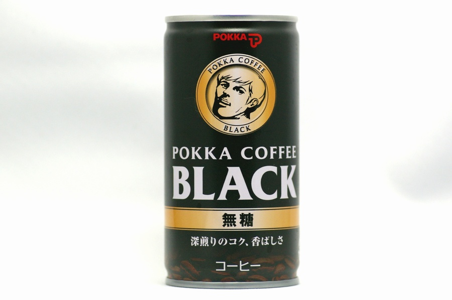ポッカコーヒーブラック