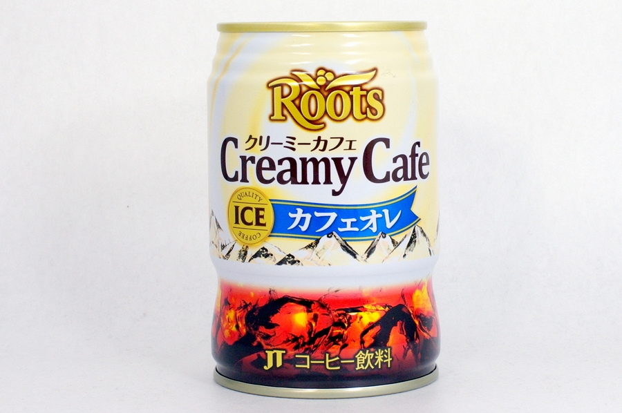Roots クリーミーカフェアイス 2014_3