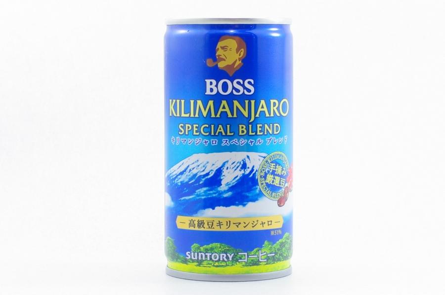 BOSS キリマンジャロスペシャルブレンド