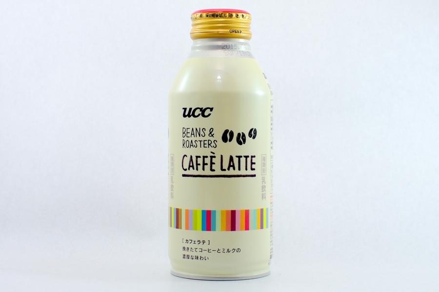 UCC BEANS & ROASTERS CAFFÈ LATTE 2014年9月