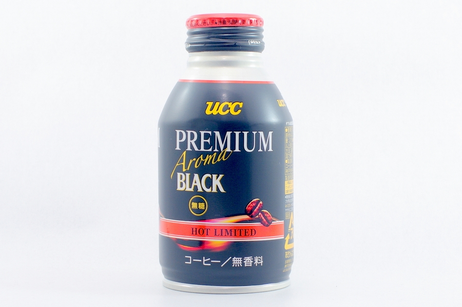 UCC BLACK無糖 PREMIUM AROMA HOT LIMITED