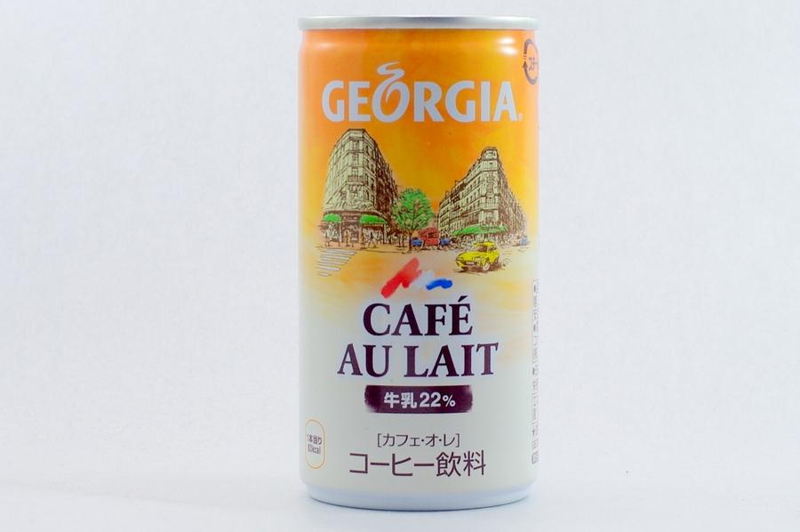 GEORGIA カフェ・オ・レ 185g缶