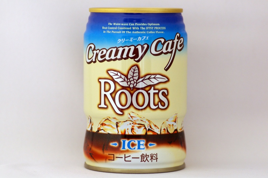 rootsクリーミーカフェアイス