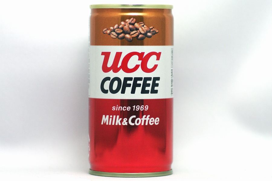 UCCコーヒー since 1969 Milk & Coffee
