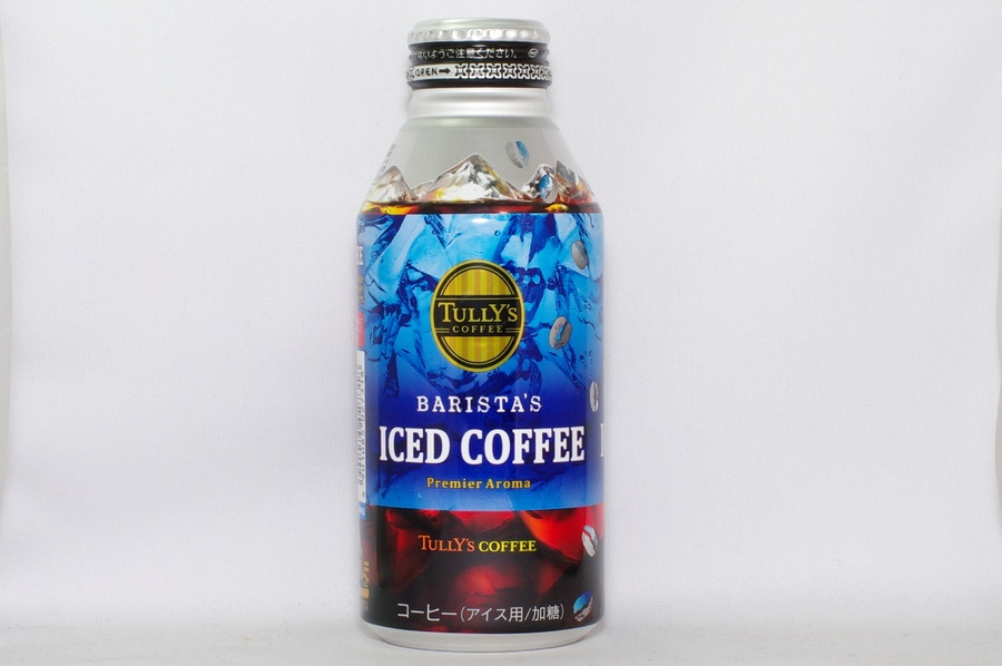 TULLY'S COFFEE BARISTA'S ICED COFFEE
