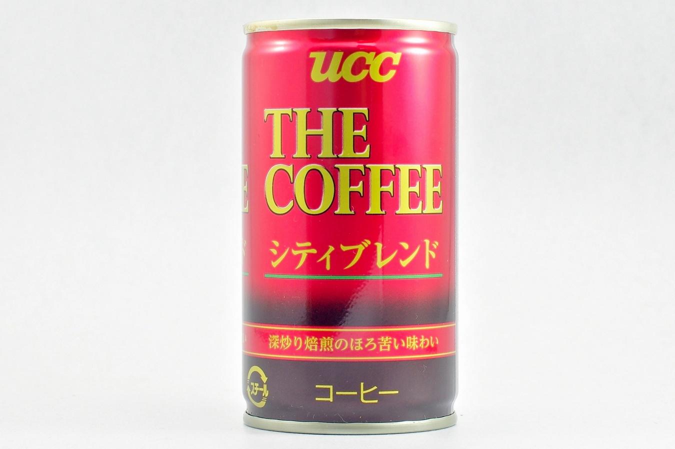 UCC THE COFFEE シティブレンド