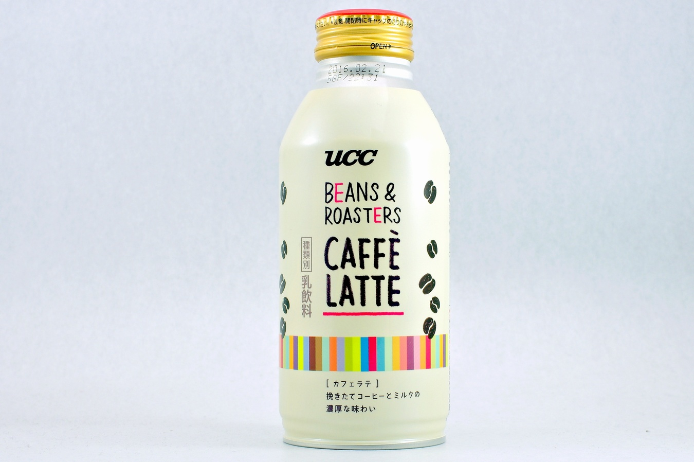UCC BEANS & ROASTERS CAFFE LATTE