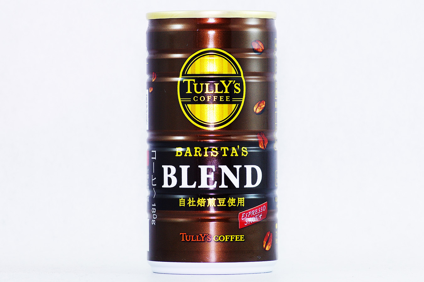 TULLY'S COFFEE BARISTA'S BLEND 2016年