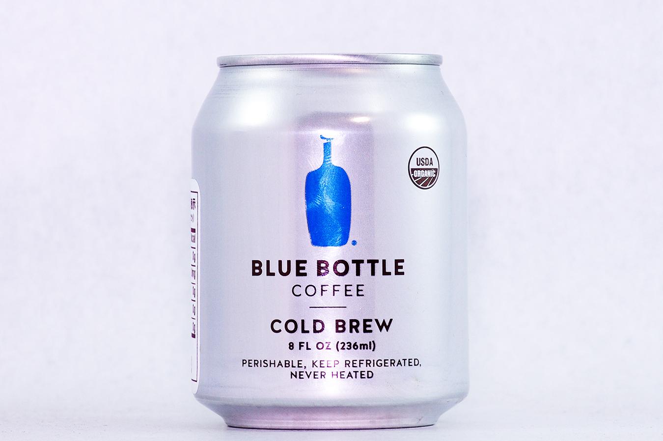 BLUE BOTTLE COFFEE COLD BREW