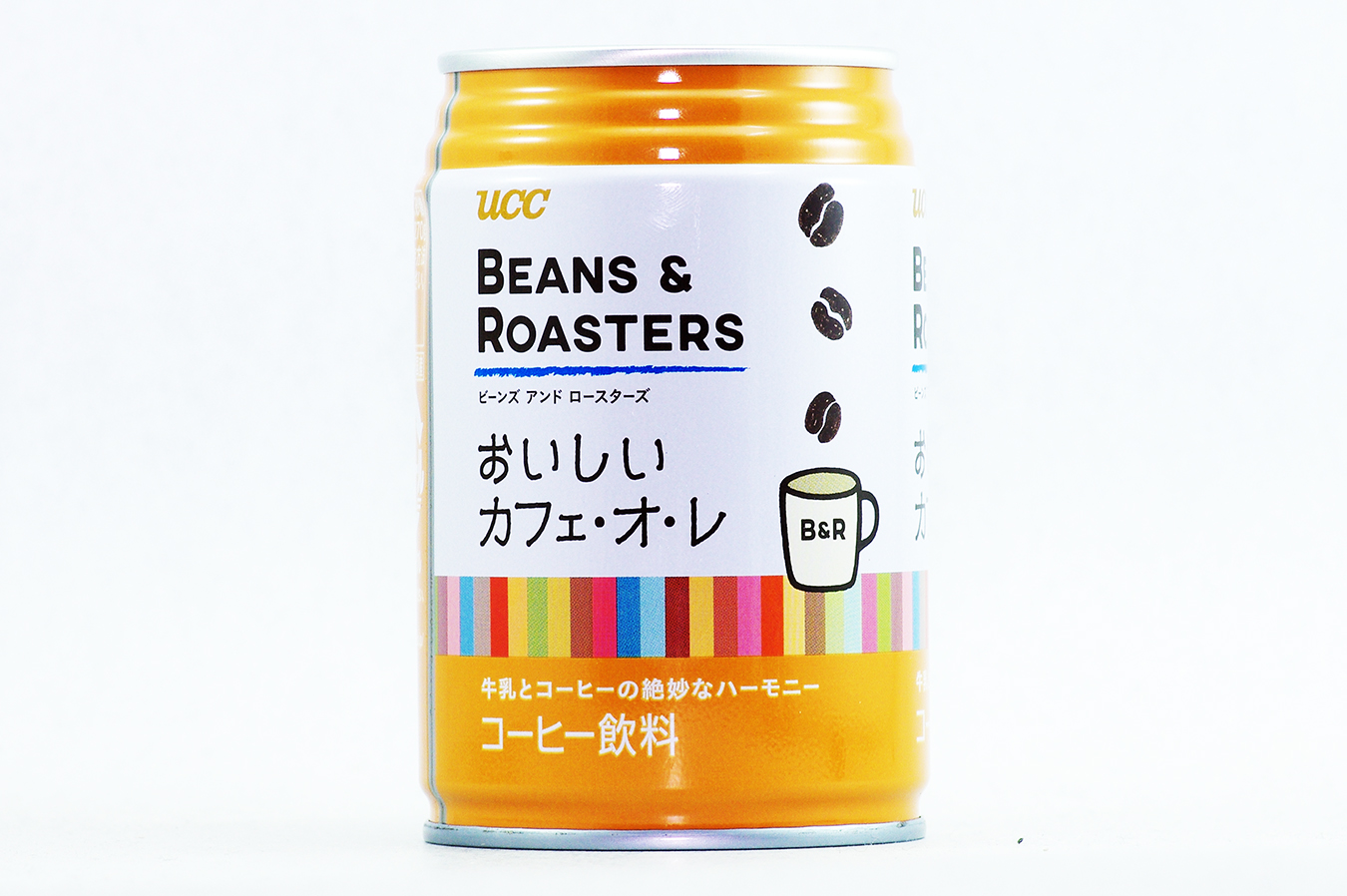 UCC BEANS & ROASTERS おいしいカフェ・オ・レ 2018年6月