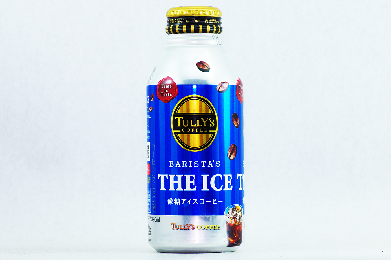 TULLY'S COFFEE BARISTA'S THE ICE 2018年6月