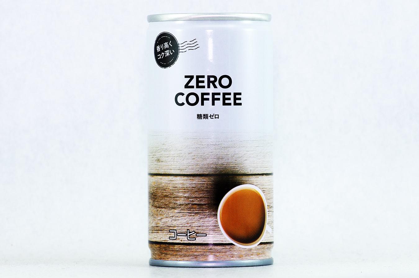 カインズ 糖類ゼロコーヒー 2018年9月