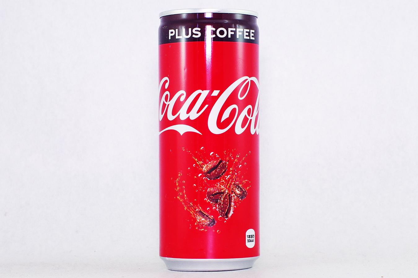 コカ・コーラ プラスコーヒー 2018年10月