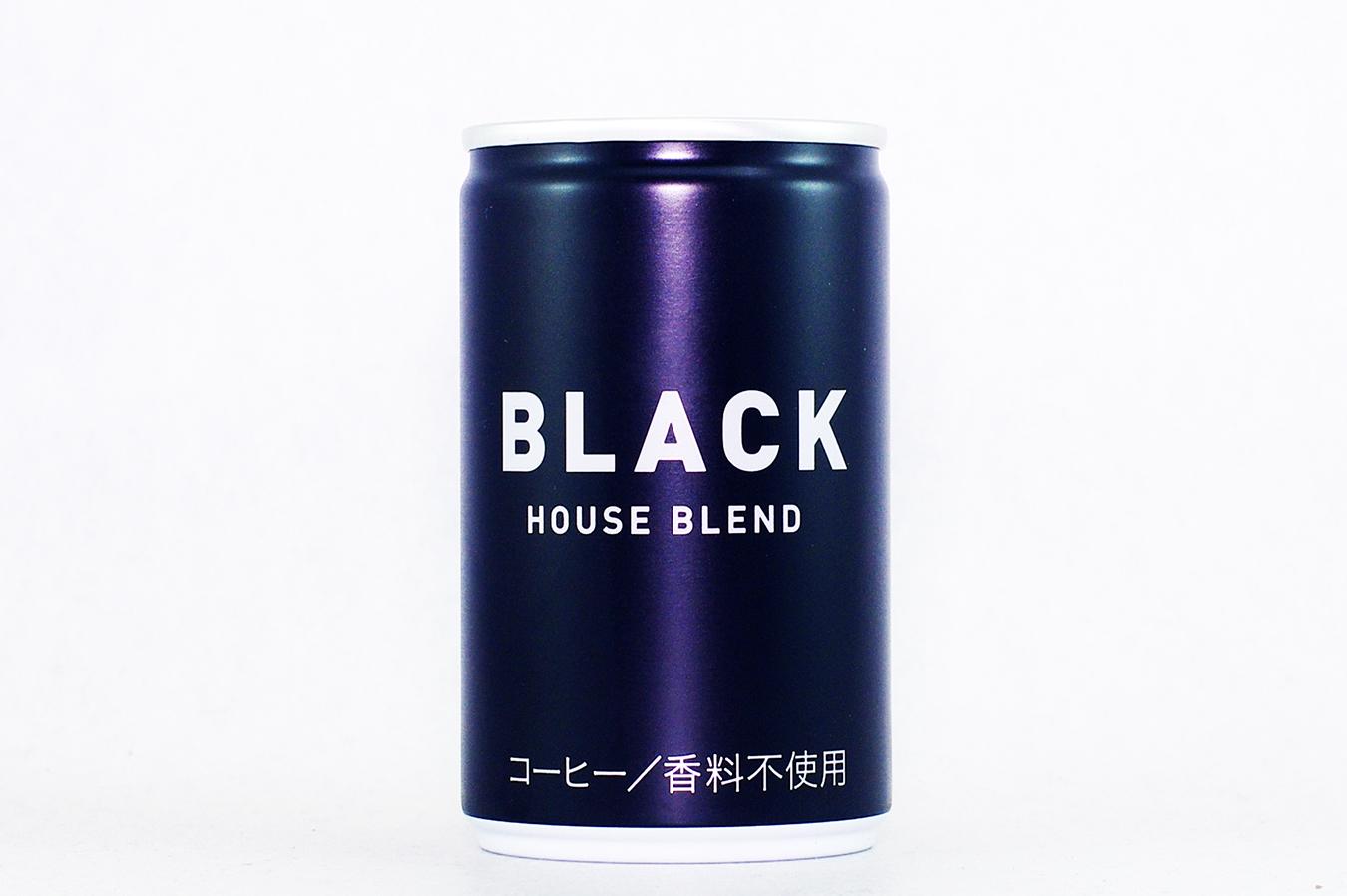 ブラック ミニ缶 160g 2018年10月