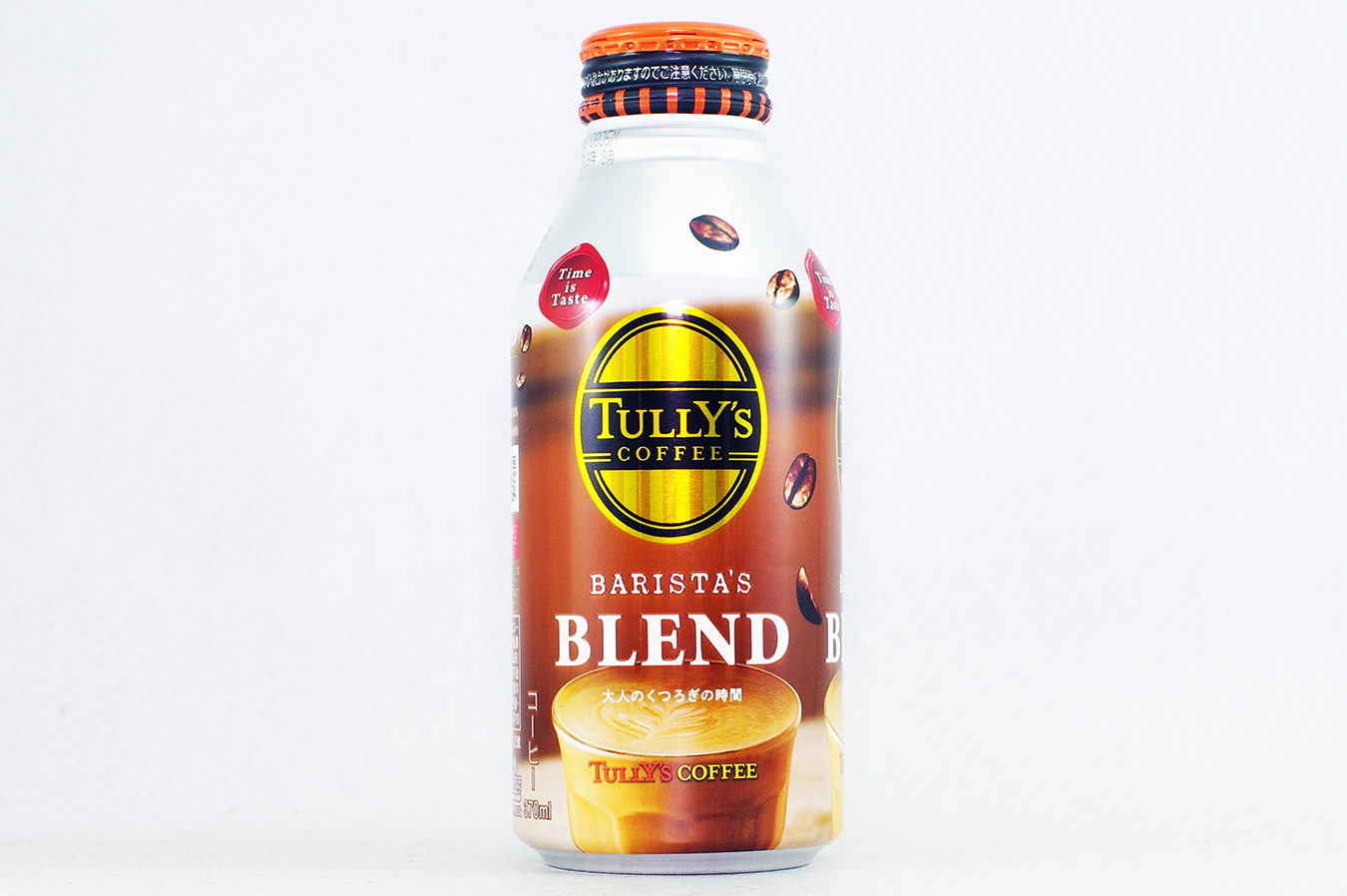 TULLY'S COFFEE BARISTA'S BLEND 2018年10月