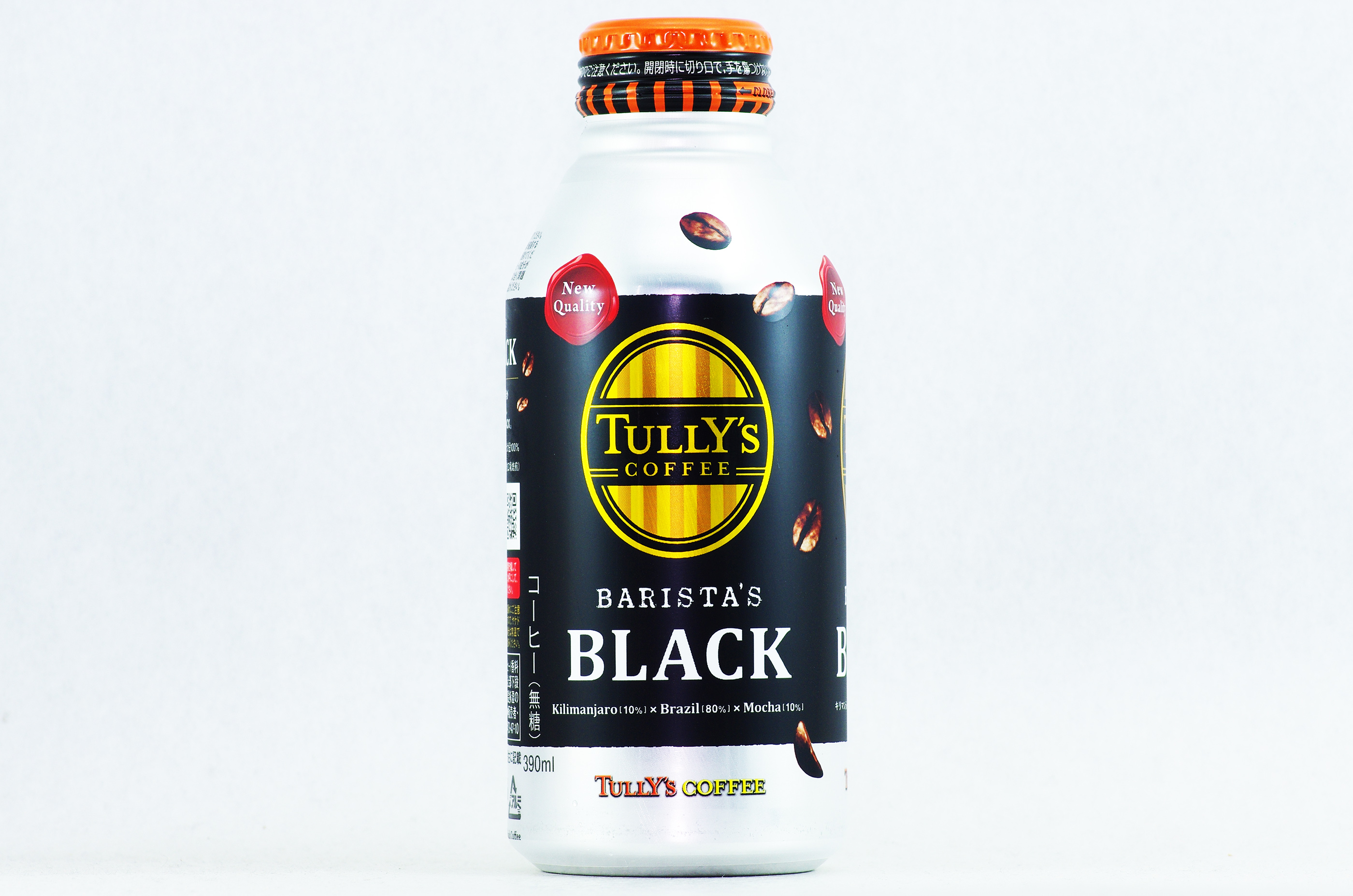 TULLY'S COFFEE BARISTA'S BLACK 2018年10月