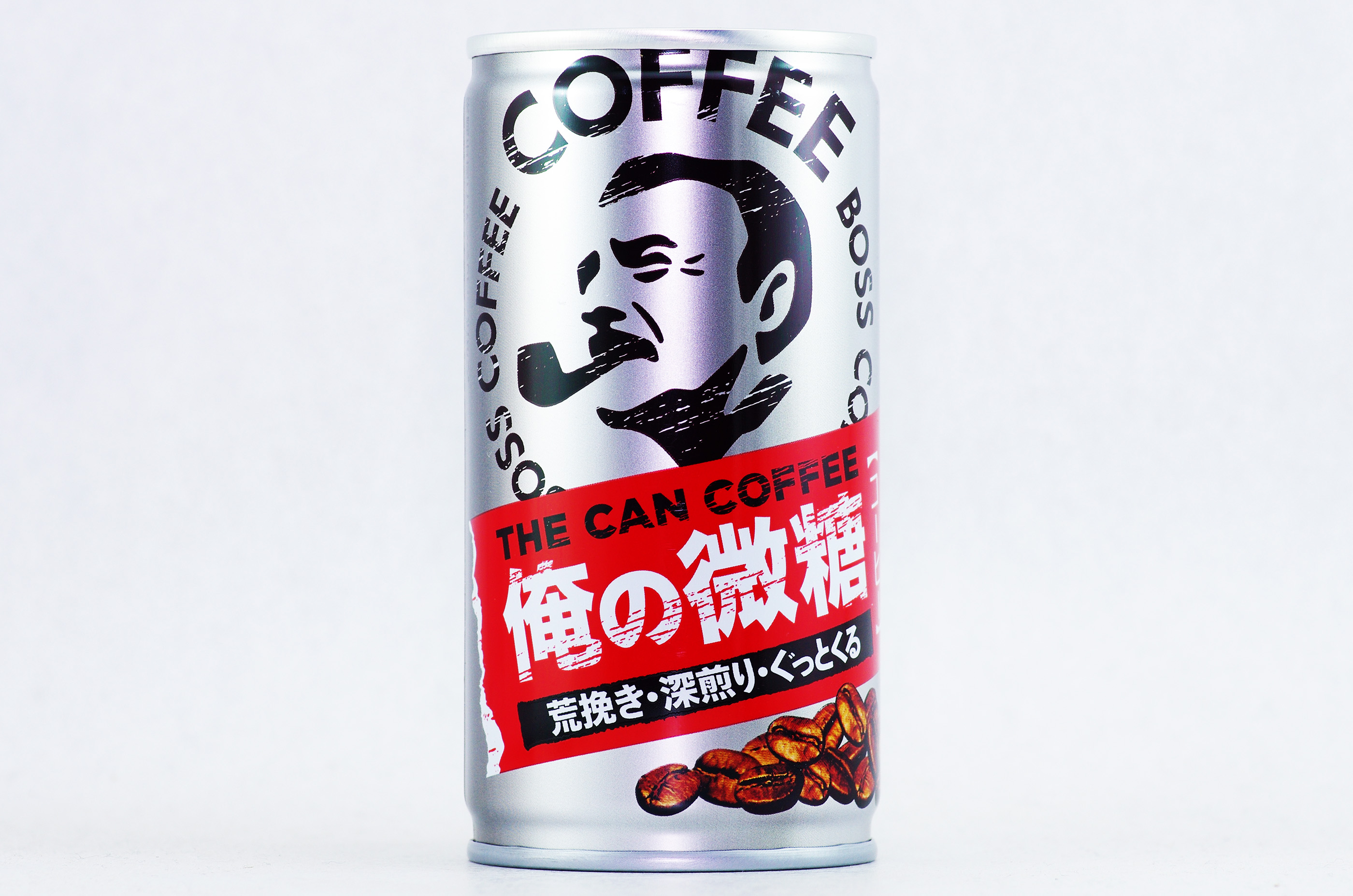 BOSS THE CAN COFFEE 俺の微糖 2019年1月